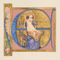Images from the Luttrell Psalter