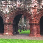 Furness Abbey – an atmospheric ruin.