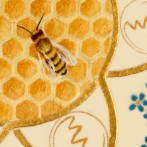 Waggle Dance – a new painting