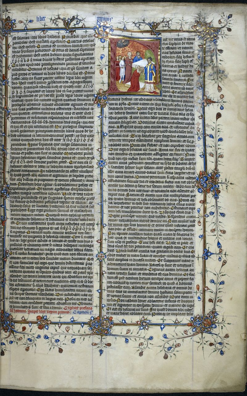 The Great Bible, British Library, London